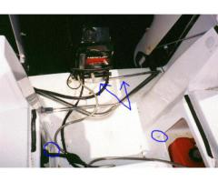 Steering Connector and Drainage Holes