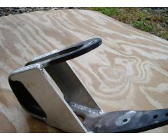 rudder head (repair-reinforce)