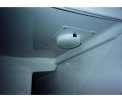 Economy r/w light in rear berth