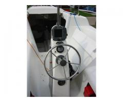 GPS/Sounder & Compass on Pedestal
