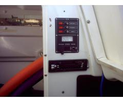 Electric Panel and Radio