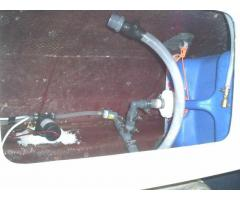 Water tank and pump upgrade