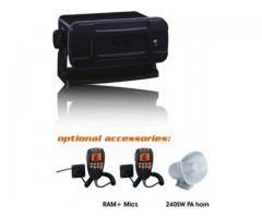 VHF Install - PS 2000