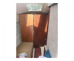 Head bifold/vberth door