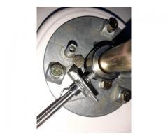 Steering brake