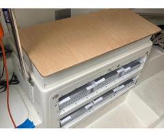 Mac26X Galley Modifications