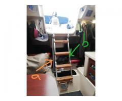 fold up ladder